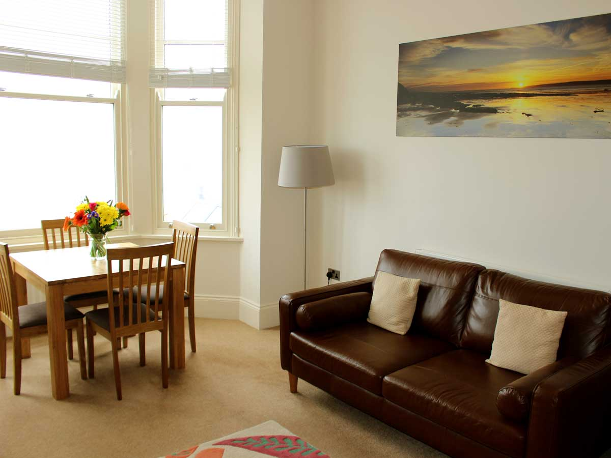 Apartment 2, The Landings, Filey, Lounge 6