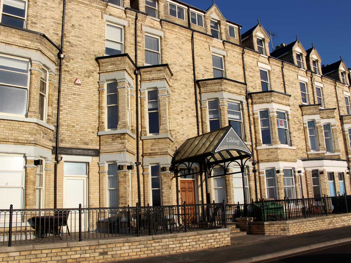 Apartment 2, The Landings, Filey, Outside 1