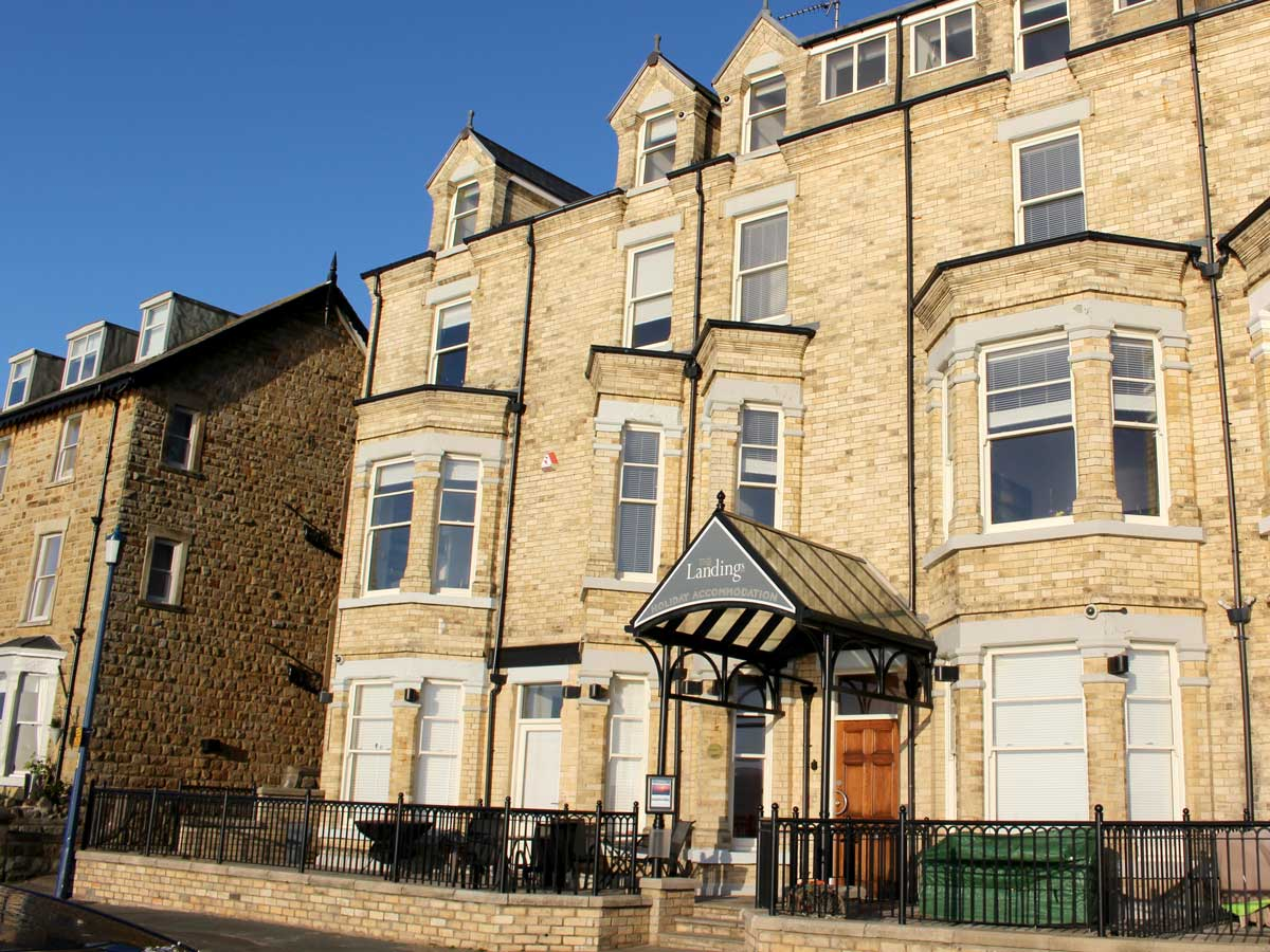 Apartment 2, The Landings, Filey, Outside 2