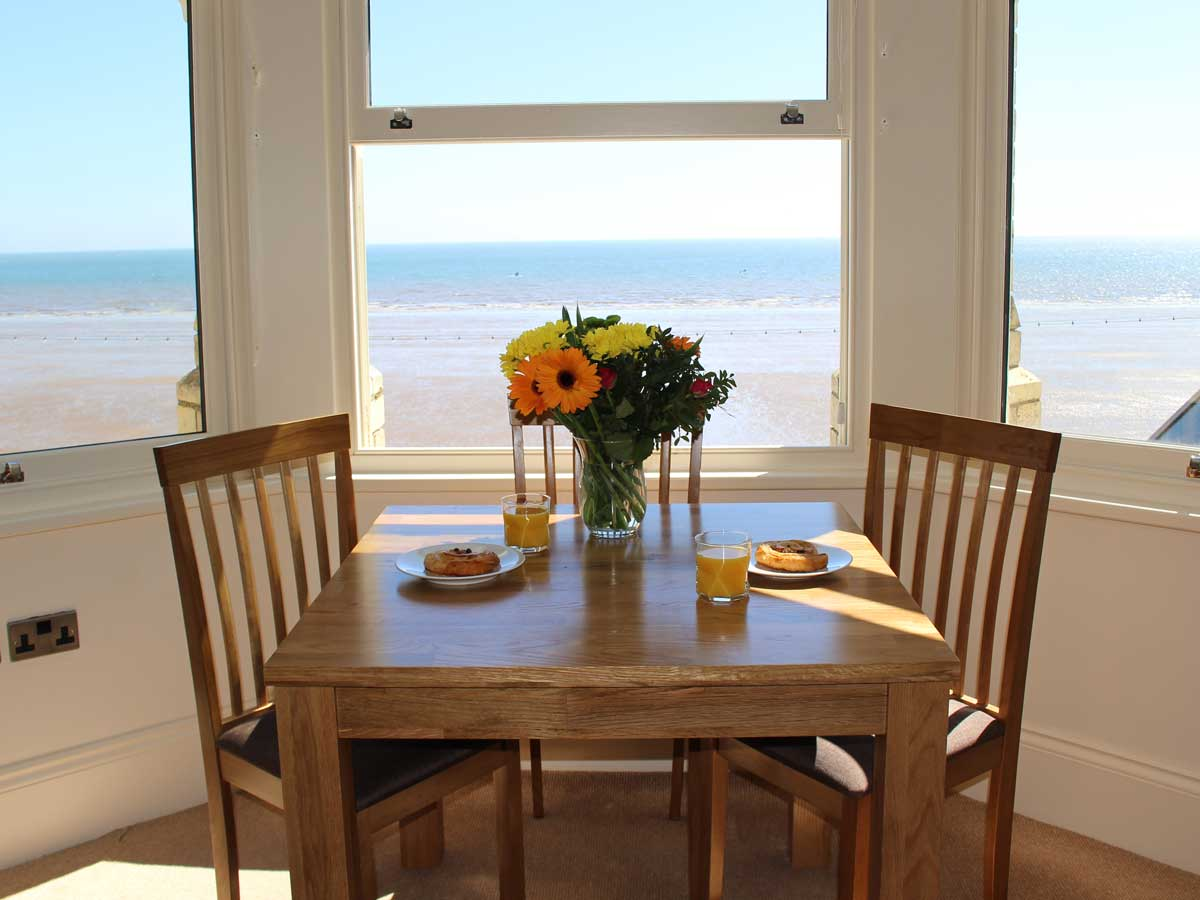 Apartment 2, The Landings, Filey, Lounge 10