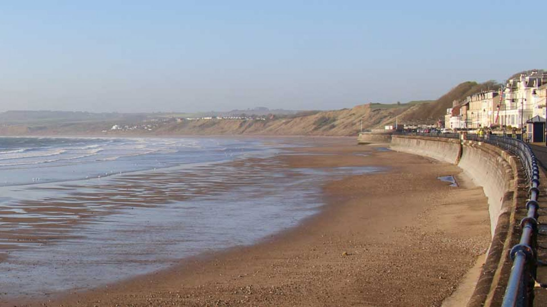 The Landings on Filey Beach