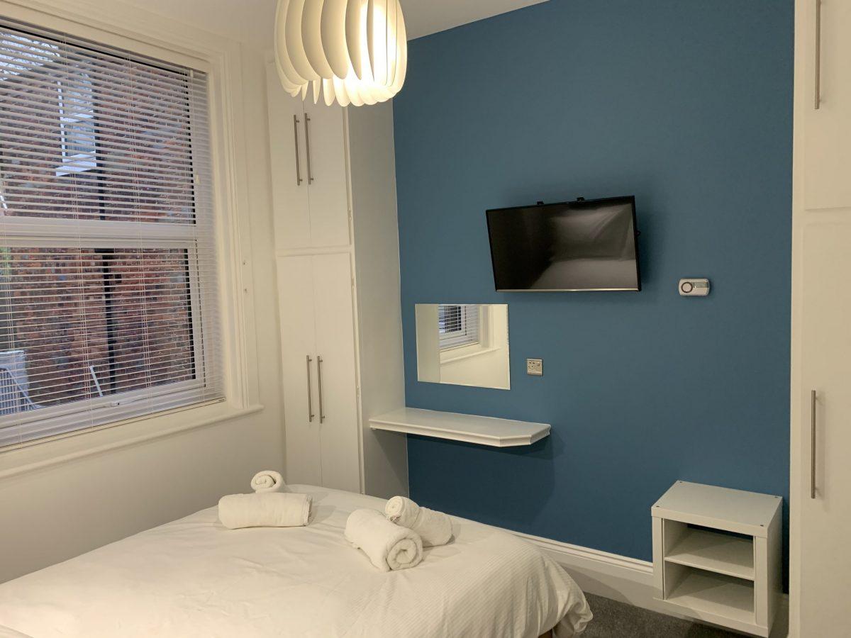Double Bedroom Cupboard